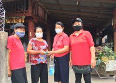 หมู่ที่ 10 บ้านไร่ศิลาทอง จัดกิจกรรมรณรงค์กำจัดลูกน้ำยุงลายและมอบทรายอะเบทแก่ประชาชนในหมู่บ้าน