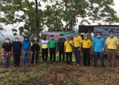 โครงการรักษ์น้ำ รักป่า รักษาแผ่นดิน
